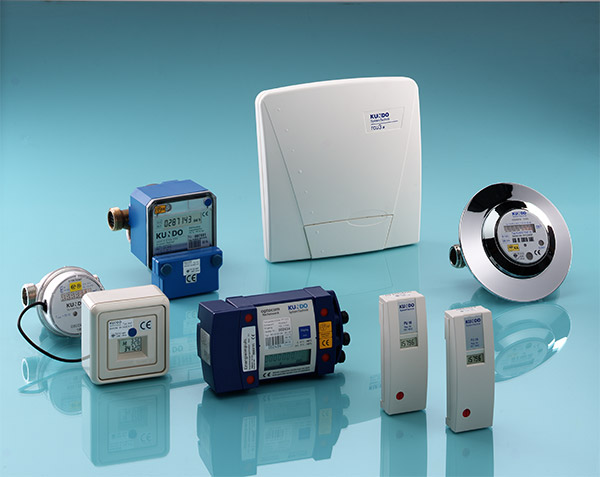 The KUNDO product portfolio with radio communication