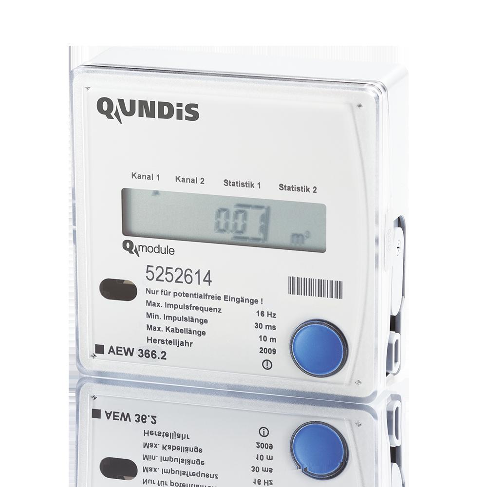 Q module Impulsadapter