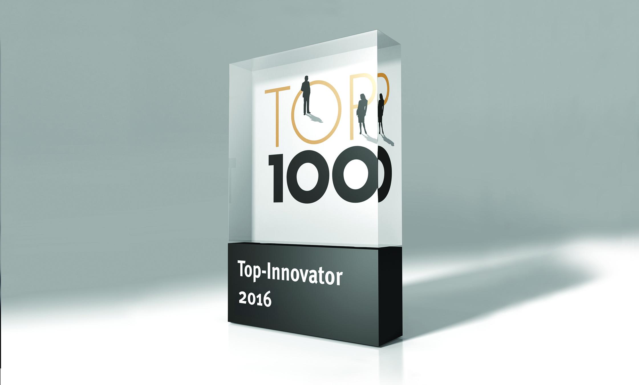 QUNDIS ist TOP100 Innovator des Jahres 2016