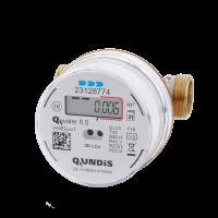 Elektronischer Wasserzähler Q water 5.5 von QUNDIS