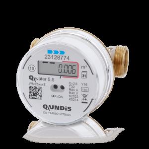 Wasserzähler Q water 5.5 von QUNDIS