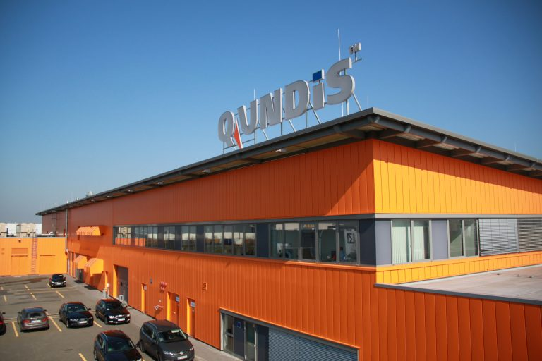 QUNDIS HQ in Erfurt