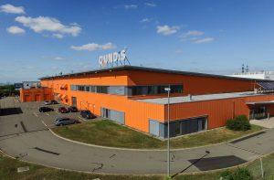 Produktions- und Firmenstandort Erfurt